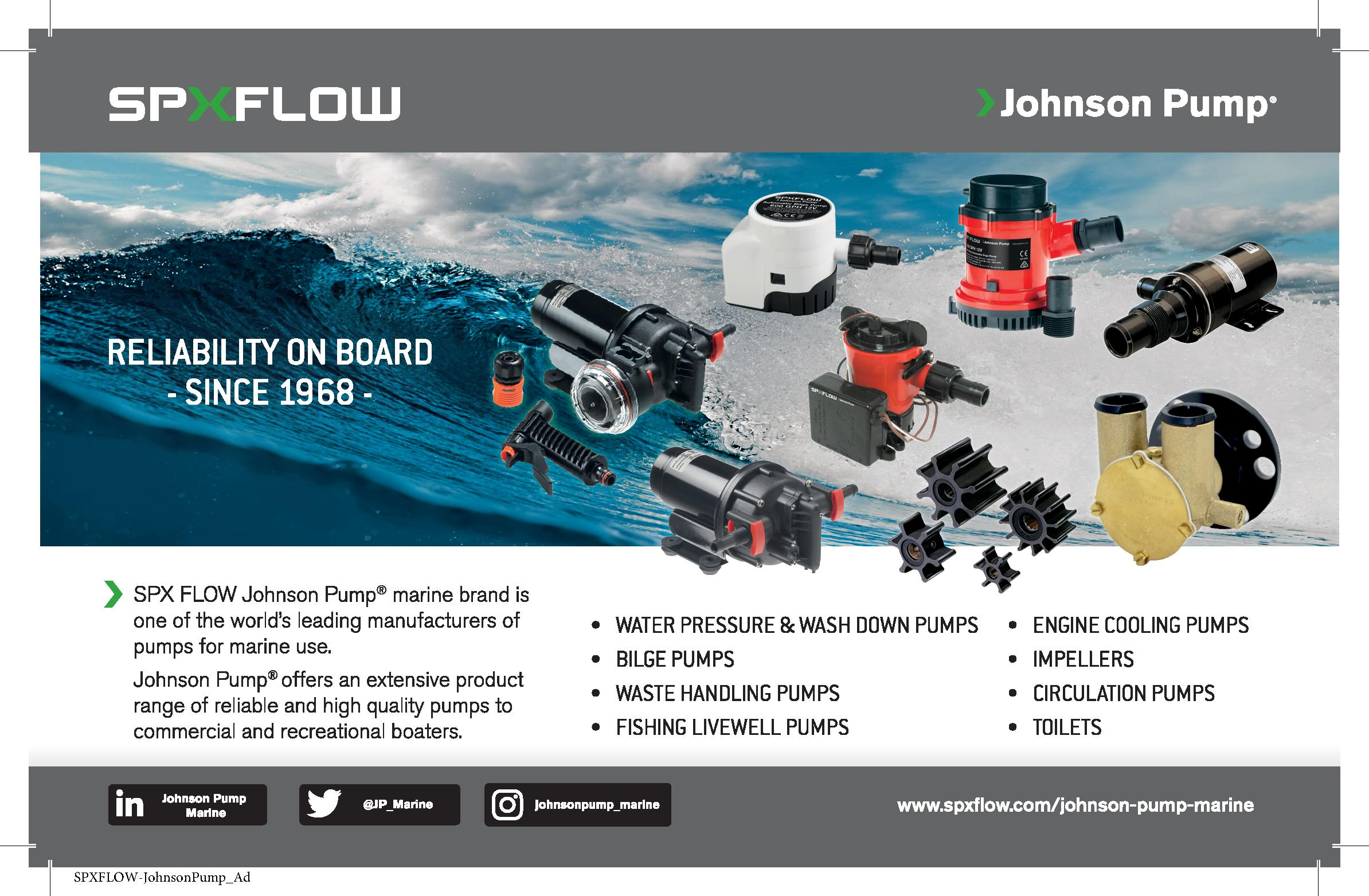 Johnson Pump - SPXFLOW